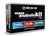 Advanced Muscle Science Mass Anabolic Kit XL (Liquid/Oral Delivery)