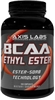 Axis Labs BCAA Ethyl Ester, 180 capsules (BEST BY 09/10)