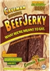 Caveman Foods Caveman Beef Jerky (Teriyaki)