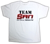 SAN White T-Shirt (XL) 