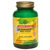 Solgar Elderberry Berry Extract, 60 Vegetable Capsules (BEST BY 05/10)