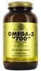 "Solgar Omega-3 ""700"", 120 Softgels (BEST BY 11/11)"