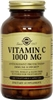 Solgar Vitamin C 1000 mg, 100 Vegetable Capsules