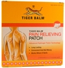 Tiger Balm Pain Relieving Patch (5 Patches)