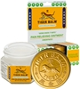 Tiger Balm White Regular Strength Pain Relieving Ointment, 0.63oz