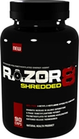 AllMax Nutrition Razor8 Shredded, 90 capsules