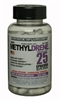 Cloma Pharma MethylDrene-25 Elite, 100 Oil-Infused Capsules