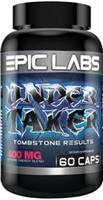 Epic Labs Undertaker, 60 capsules