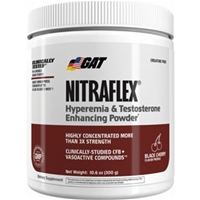 GAT NitraFlex, 300g (+ FREE TeamGAT Cup)
