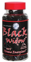 Hi-Tech Pharmaceuticals Black Widow, 90 capsules
