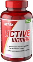 MET-Rx Active Woman, 90 tablets