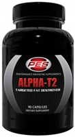 PES Alpha-T2, 90 capsules