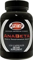 PES AnaBeta, 120 capsules