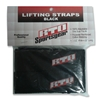 RTO Sportsgear Lifting Straps (Black)