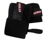 RTO Sportsgear Wrist Wraps w/ Thumb Loop (Black)