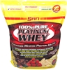 SAN 100% Pure Platinum Whey, 10.2 lbs (4628g)(+ FREE T-Shirt OR Shaker)