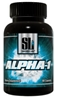 Shredded Labs Alpha-1, 60 capsules