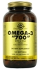 "Solgar Omega-3 ""700"", 120 Softgels (BEST BY 11/11)"