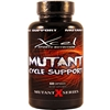 Xcel Sports Nutrition Mutant Cycle Support, 60 capsules